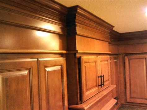 wrapped soffits traditional kitchen cabinetry other