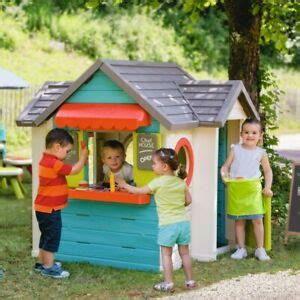 newsmoby chef playhouse    outdoor garden kitchen