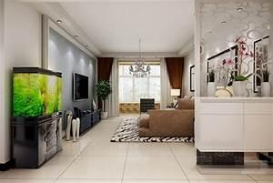 quel separateur de piece choisir With superb meubles pour petite cuisine 9 la decoration avec un meuble aquarium archzine fr