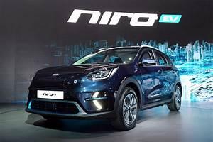 Kia Niro Hybrid Rechargeable : new kia niro ev specs for all electric crossover revealed car magazine ~ Medecine-chirurgie-esthetiques.com Avis de Voitures