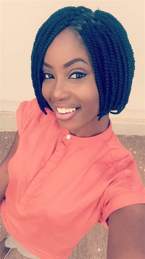 Best of all, you can also make the style as bold or as subtle. 30 Short Box Braids Hairstyles For Chic Protective Looks