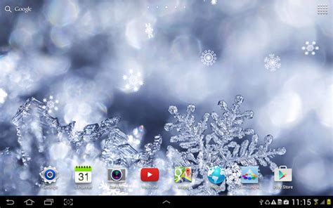 3d Winter Animated Wallpaper - winter wallpaper android apps on play