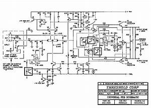 Threshold 400a 4000 Service Manual Download  Schematics  Eeprom  Repair Info For Electronics Experts