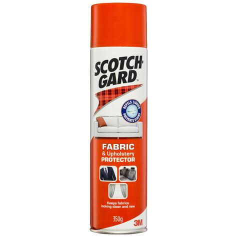 Scotchgard Fabric Upholstery Protector by Scotchgard Fabric Protector 350g Officeworks
