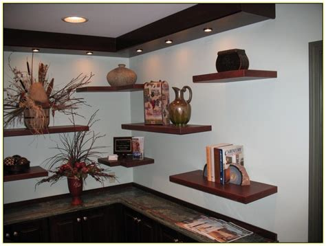 smarts stainless floating shelf for interior decorating