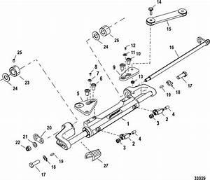 Mercury Marine Steering Systems  U0026 Components Steering