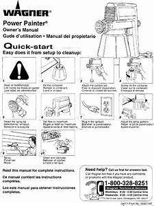 Wagner 165155282 User Manual Power Paint Manuals And