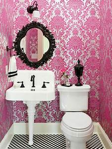 50 photos avec des idees pour poser du papier peint intisse With carrelage adhesif salle de bain avec lampe de poche a led