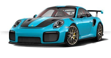 Porsche 911 Gt2 Rs Configurator Lets You Design Your Final