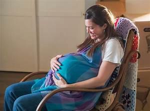 Women Pregnant Triplets