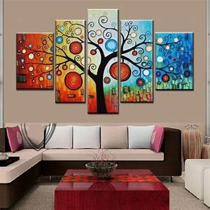 canvas art work with paint indoor outdoor decor With what kind of paint to use on kitchen cabinets for rainbow canvas wall art