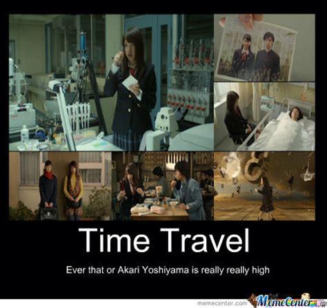 Time Travel Meme - time travel by jayokyo meme center