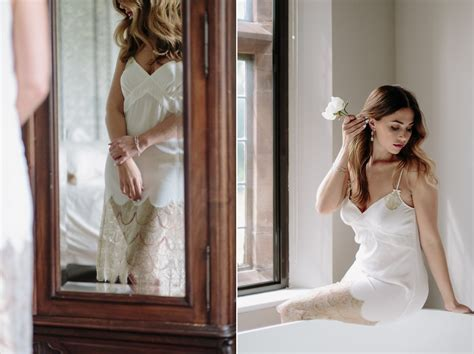 Bridal Lingerie With Agape Bridal Boutique And Shell Belle