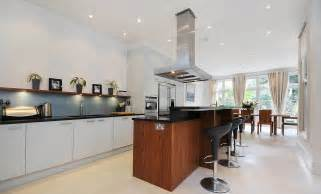 modern kitchen ideas with white cabinets 30 stylish functional contemporary kitchen design ideas