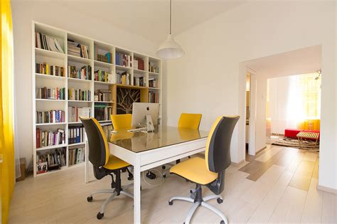 studio apartment modified  perform  functions office