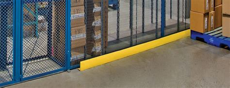 warehouse safety products part  floor angle guides