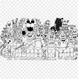 Nights Coloring Five Fnaf Freddys Sister Sheets Location Freddy Rint Bonnie Withered Printable Toppng Happy Google Whitesbelfast Transparent Colorear Ausmalbilder sketch template