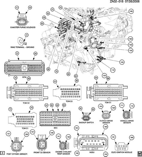 saturn ion headlight parts diagram