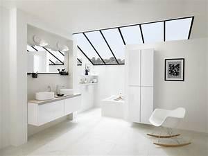 salle de bains moderne sur mesure schmidt With meuble salle de bain schmidt