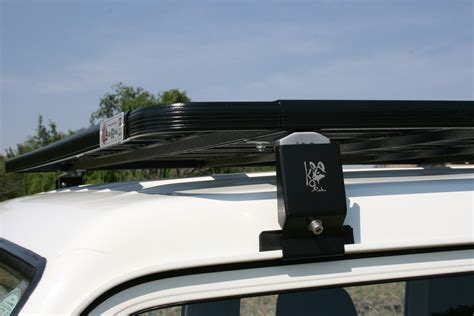 Eezi Awn K9 2.2 Meter Roof Rack System for Jeep Wrangler