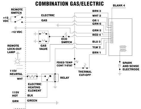 apcom water heater thermostat wiring diagram apcom wh10a