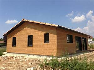 Ordre Des Travaux Construction Maison : charpente ossature bois couverture esprit bois ~ Premium-room.com Idées de Décoration
