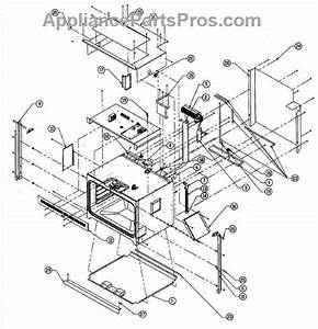 Parts For Dacor Do130  Cabinet Parts