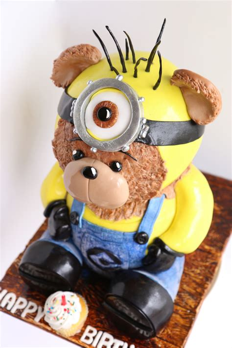 By pirikos this is a very special cake made for our son's third. Minion Cake Ideas - CakeCentral.com