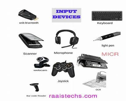 Input Computer Devices Techs Raai Education Career