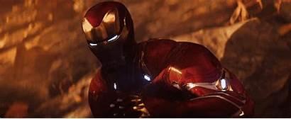 Iron Infinity War Avengers Tony Gifs Endgame
