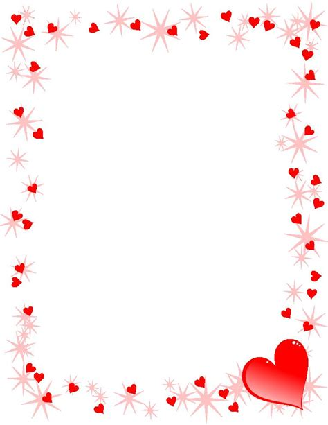Valentine Border Png – Quotes amp Wishes for Valentine#39s ...