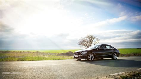 2015 Mercedesbenz Cclass Hd Wallpapers They Call It