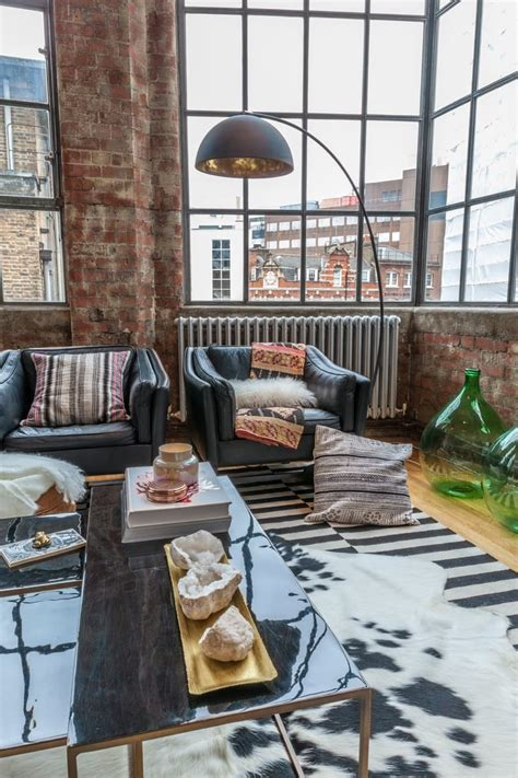 Cowhide Rugs Nyc by Nyc Style Loft Of And Colors Decoholic