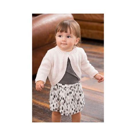 Perfect Princess Shrug in Red Heart Baby - LW3955EN in ...