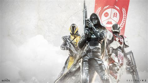HD Hunter Warlock and Titan Destiny 2 #341