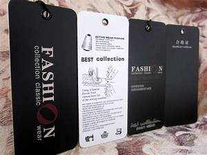aliexpresscom buy free die cut hang tags clothing With buy clothing labels online