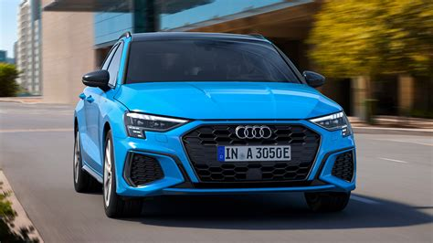 New for the audi a3, the mmi® touch display infotainment system features a. New Audi A3 40 TFSI e PHEV revealed with 41-mile electric ...