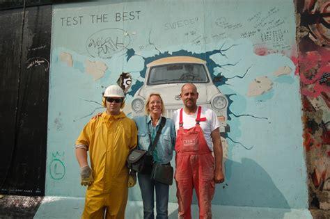 peinture murale de birgit kinder berlin east side gallery der inberlin