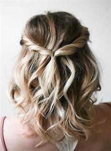 Coiffure Mariage Invitée : 5 id es de coiffures pour invit es de mariage ~ Melissatoandfro.com Idées de Décoration