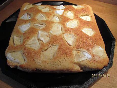 recette de g 226 teau aux pommes sans gluten
