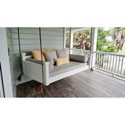 Black And White Artwork For Bathroom by Southern Savannah Porch Swing Wayfair