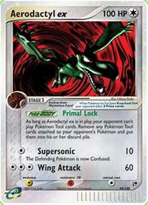Aerodactyl Pokemon Card Images   Pokemon Images