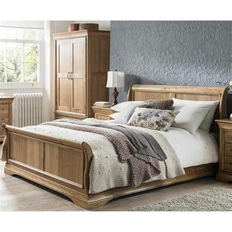 toulon solid oak furniture  super king size bedroom