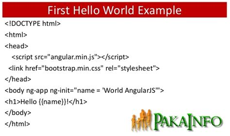 simple print angularjs  world program  scratch