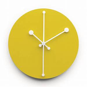 Buy the Alessi Dotty Clock Utility Design UK