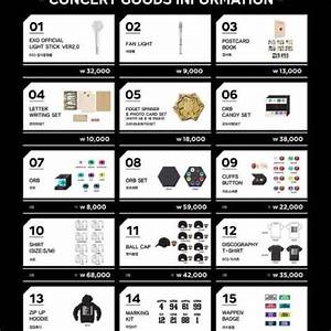 EXO The Elyxion Concert Goods, K-Wave on Carousell