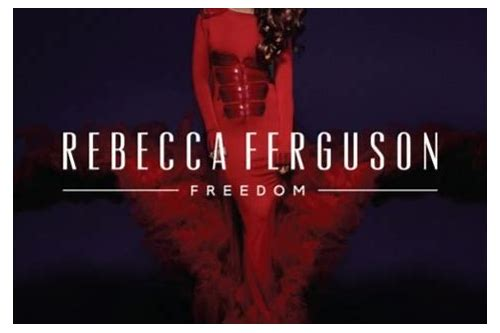 rebecca ferguson freedom full album download