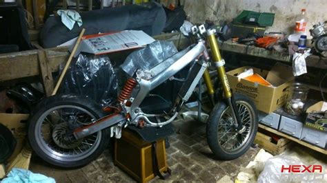 2004 mbk x limit supermotard de gashmir hexa moto