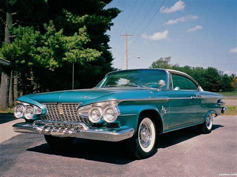 de plymouth fury 2 puertas hardtop 1961