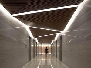 Unique Lighting Design for a Contemporary Lobby | Design ...